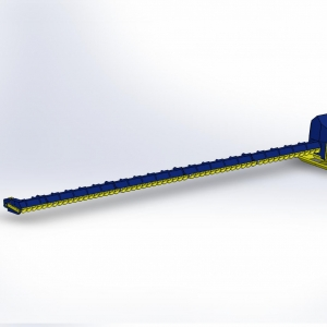 Sweep Auger - 3D visualisation