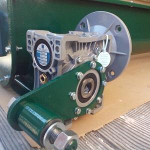 U-Type Screw Conveyor with Motor